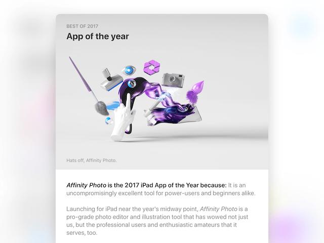 best app of apple ipad