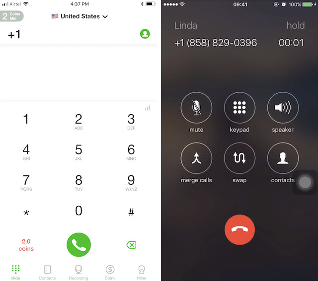 8. Call Recorder for iPhone Calls