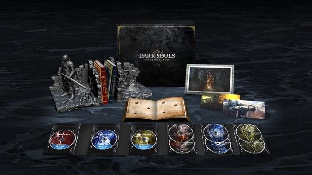 Dark Souls Trilogy Box Japan