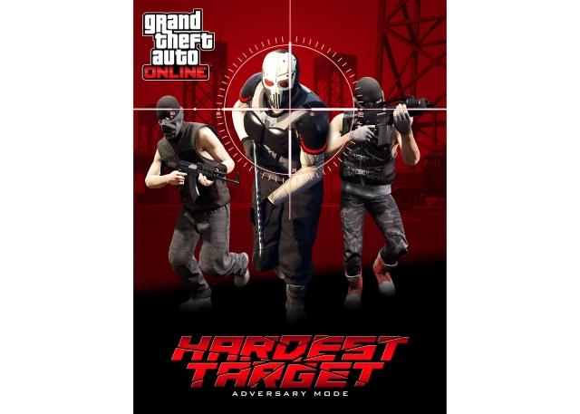 GTA Online Hardest Target