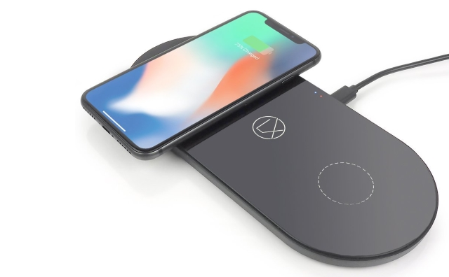 LXORY Dual Wireless Charging Pad Other