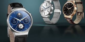 Smartwatches With Touch-sensitive Bezels to Launch Soon