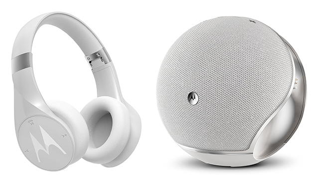 Motorola Sphere+ 2-in-1 Wireless Speaker Combo Launched in India for ₹12,999