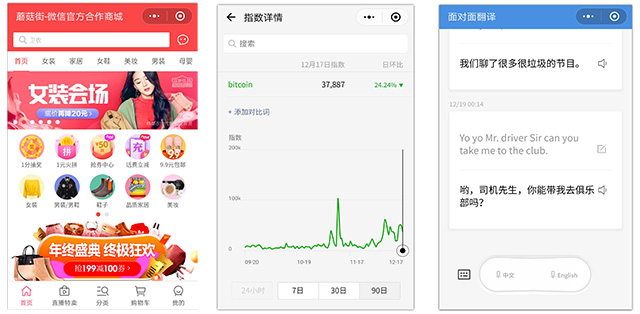 WeChat Mini Apps Put Tencent in Lead Against Apple and Google
