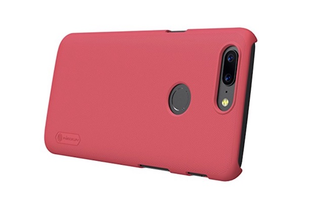 2. Nillkin Super Frosted Hard Back Case For OnePlus 5T