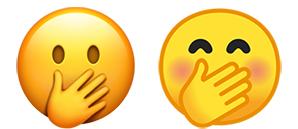 mouth emoji Bedeutung