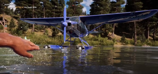 Far Cry 5 New Vehicles