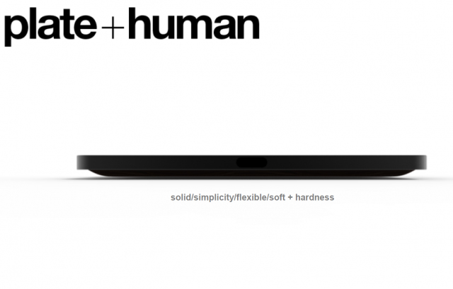 Xperia Plate+Human
