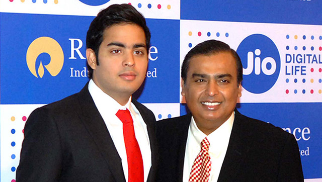 Reliance Jio Honored As The Most Innovative Company of India