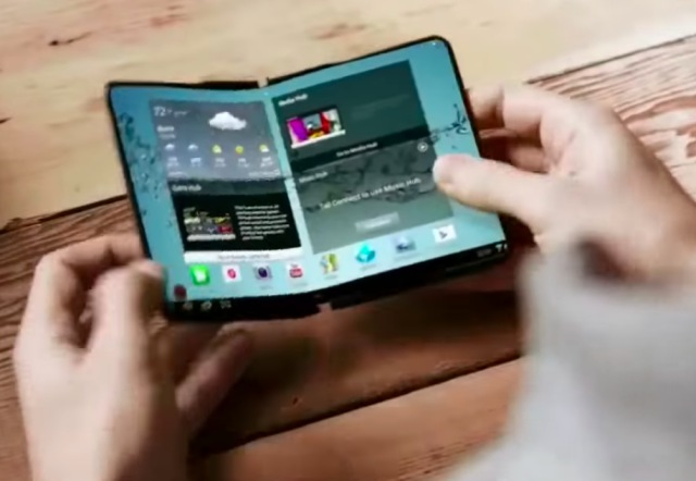 samsung foldable new