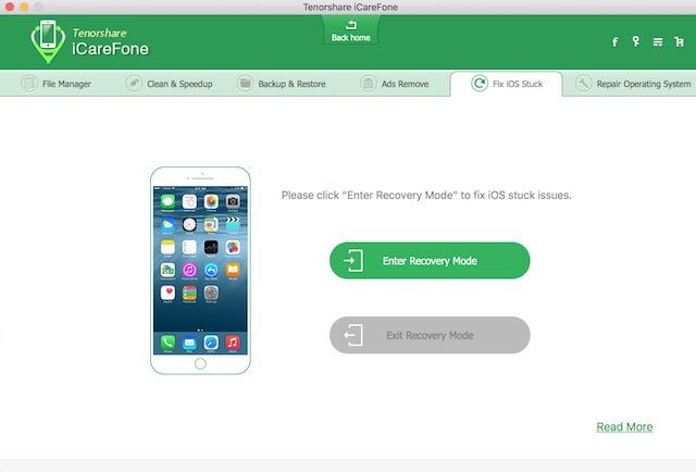 1. Fix iOS Stuck Problems