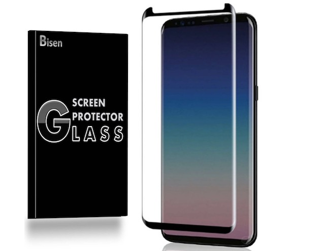 10. BISEN Samsung Galaxy S9 Plus Screen Protector