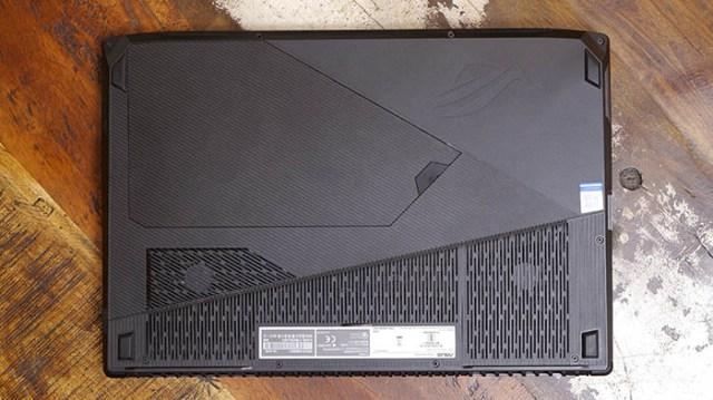 Asus GL503VD Back