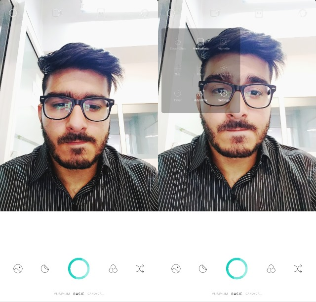 Hands free selfie app android