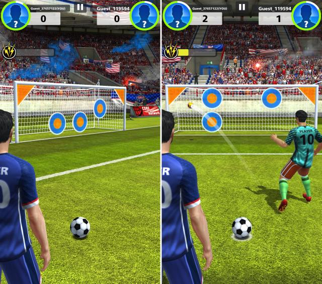 Top 14 Best Soccer -Football Android & iOS Games - YouTube
