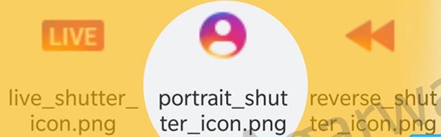 Instagram Portrait mode