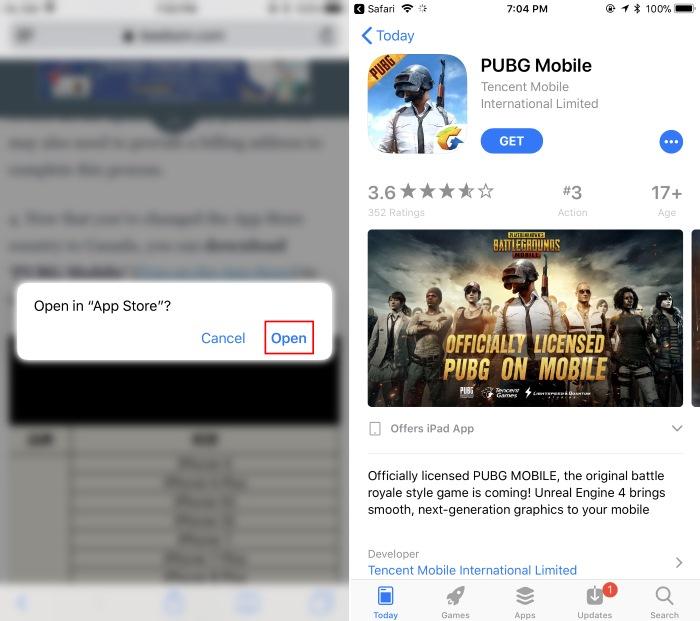 Abrir en App Store