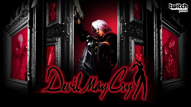 Twitch Prime Devil May Cry
