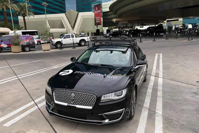 Phantom Fahrzeug.