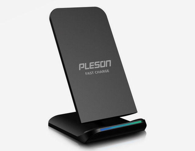 pleson wireless fast charger