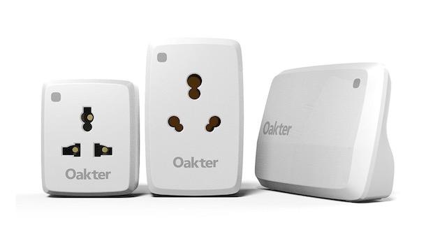 5. Oakter Basic smart home Kit