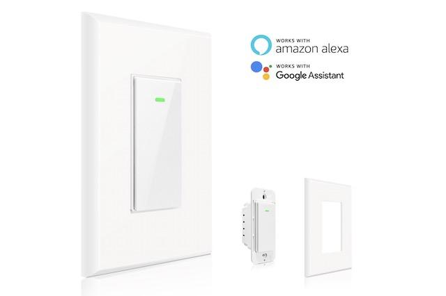 6. Maxcio Smart Wi-Fi Light Switch
