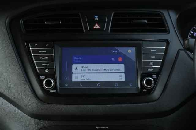 Android Auto userintefcae