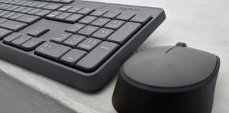 Logitech Launches K120, MK235 Hindi Keyboards in India