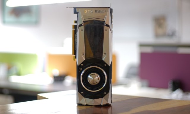 Nvidia GeForce GTX 1080 Ti Founders Edition Review