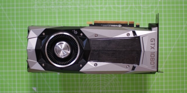 Nvidia GeForce GTX 1080 Ti Founders Edition Thermal 3