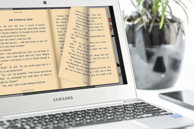 Top 10 Best Epub Reader For Windows 2018 Beebom