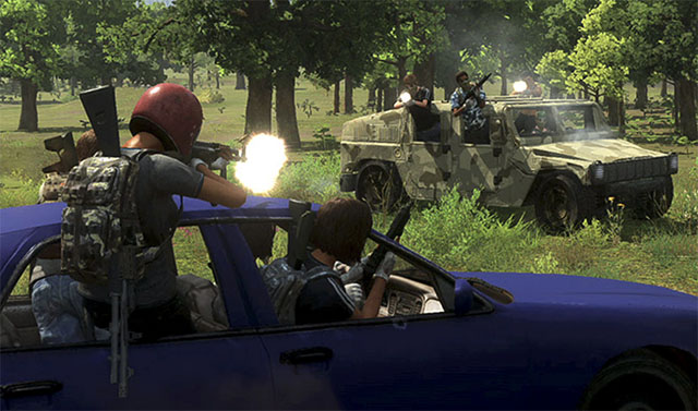 Battle Royale Game H1Z1 Arrives on PS4 Next Month as Free-to-Play Beta