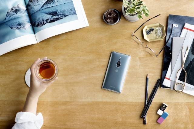 Sony Xperia XZ2 Premium Design