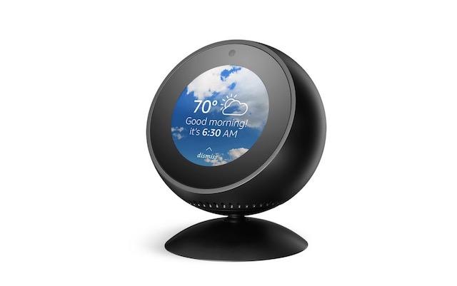 1. Amazon Echo Spot Adjustable Stand