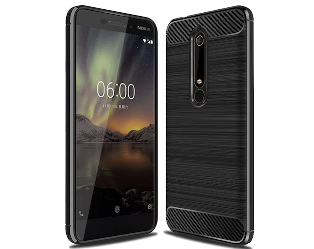 1. Nokia 6 2018 Case from Sucnakp