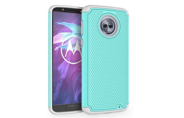 2. SYONER Moto G6 Plus Case