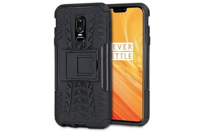 3. ArmourDillo OnePlus 6 Protective Case