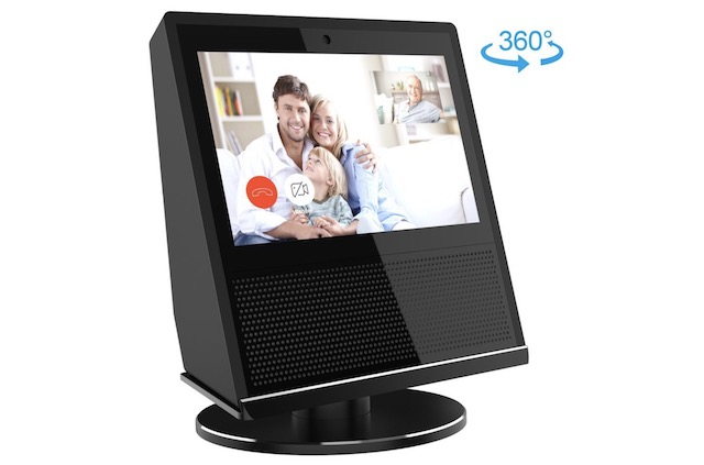3. YoFeW Aluminum Stand Mount for Amazon Echo Show