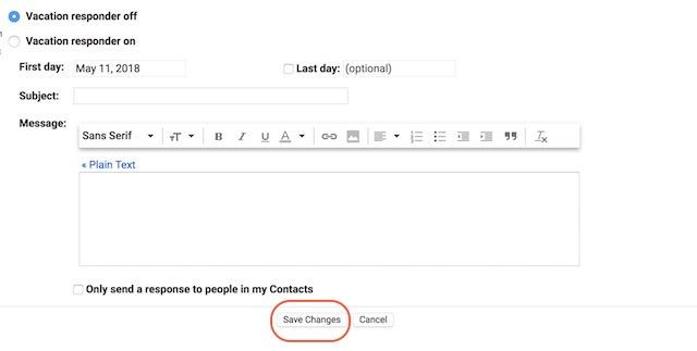 4. Habilitación de Redacción inteligente en Gmailb