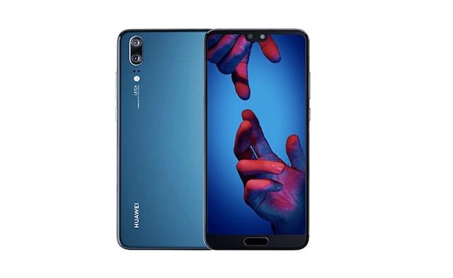 4. Huawei P20