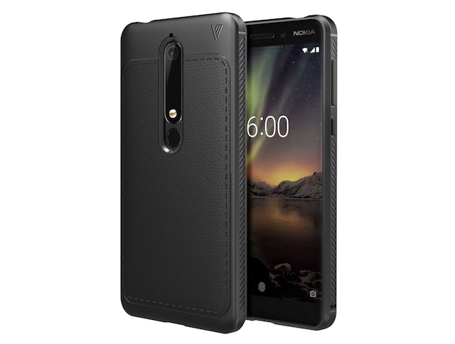 4. MoKo TPU Gel Bumper for Nokia 6 (2018)