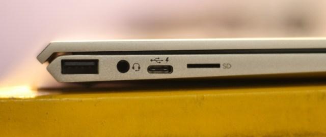 HP Envy 13-ad125TU Left Side