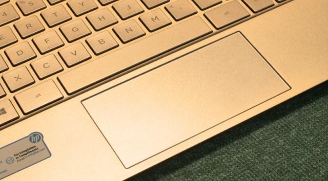 HP Envy 13-ad125TU Touchpad