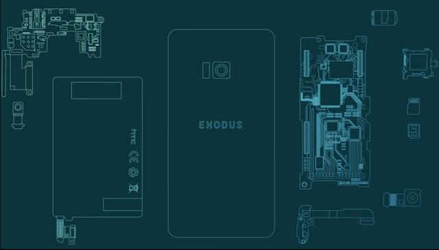 HTC's Blockchain-Powered Exodus Smartphone to Arrive in Q3 2018