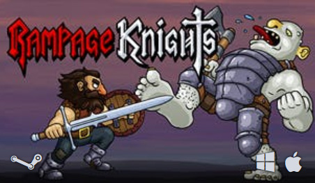 Rampage Knights Humble Bundle