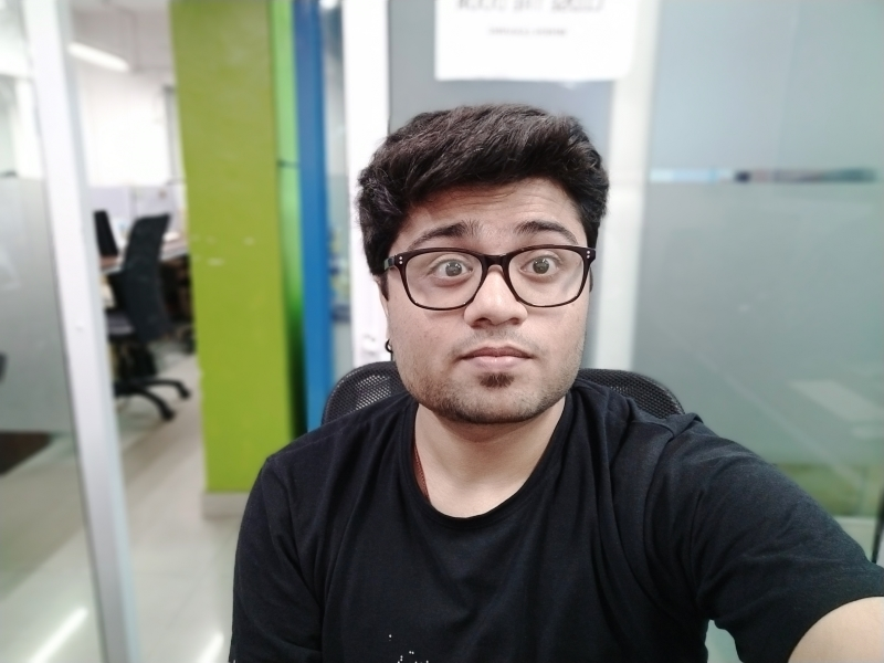 Vivo X21 Selfie Samples 4