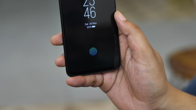 Samsung to Use Ultrasonic In-Display Fingerprint Scanner on Galaxy S10