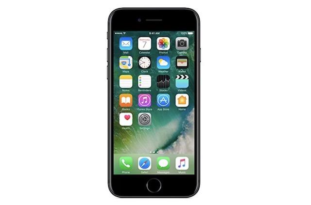 9. iPhone 7