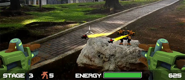Army of Robots Android Games