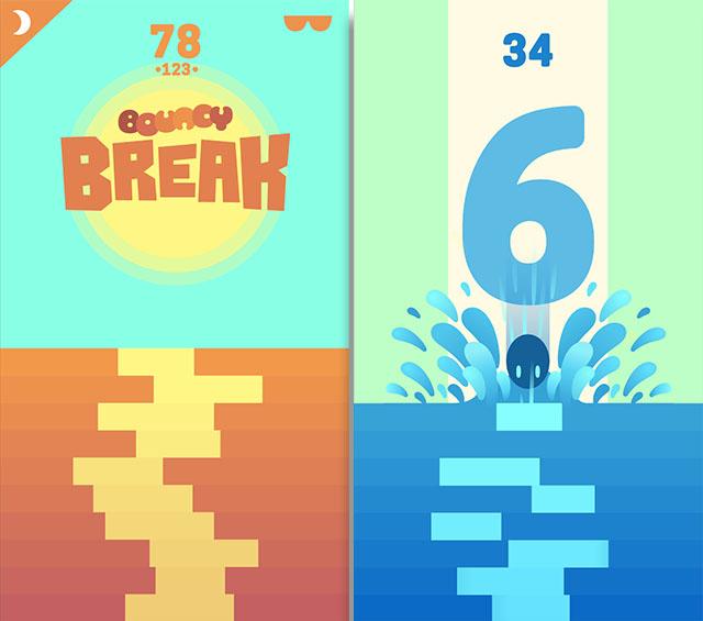 Bouncy Break Android Games